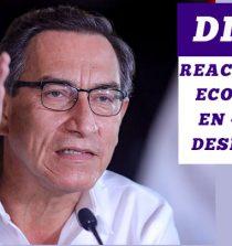 Vizcarra anuncia reanudación de actividades en 4 fases