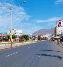 Chimbote calles