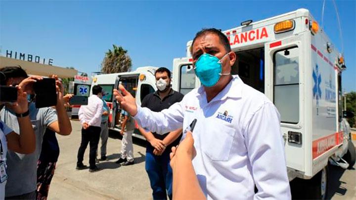 Contraloría detectó deficiencias en construcción de hospitales en Áncash