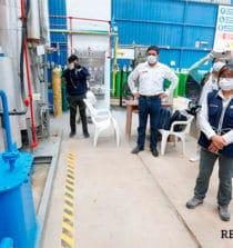 Chimbote: municipalidad instalará de planta de oxígeno medicinal