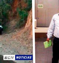 Fiscalía investiga caso de ambulancia hallada con cajas de cerveza en Pallasca