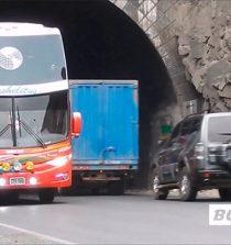 Buses interprovinciales no harán paradas intermedias ni recogerán pasajeros en el camino