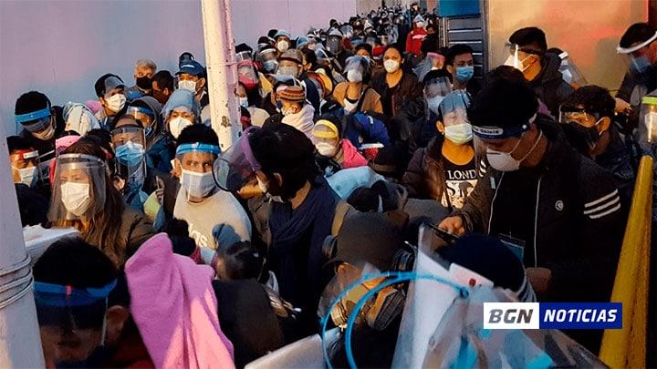 Caos en Aeropuerto Jorge Chávez tras reinicio de vuelos nacionales