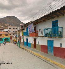 Prófuga acusada de asesinato cae en Conchucos
