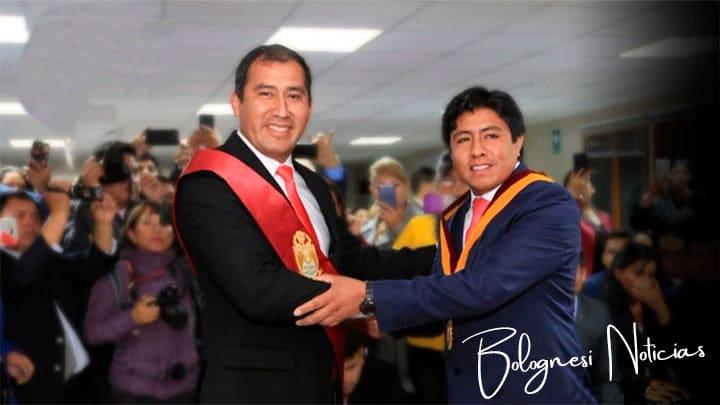 Gobernador de Áncash Morillo presenta licencia por enfermedad