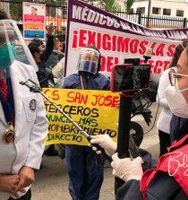 Federación Médica anuncia paro de 48 horas