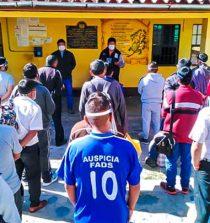 Treinta internos son liberados del penal de Huaraz