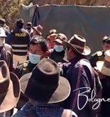 Pobladores de Llapo en Pallasca protestan por minería ilegal
