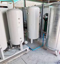 Empresarios de Chimbote donan una planta de oxígeno