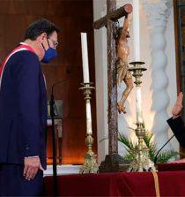 César Gentille juramentó como ministro