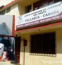 Cabana: Nueve meses de prisión preventiva para presuntos violadores