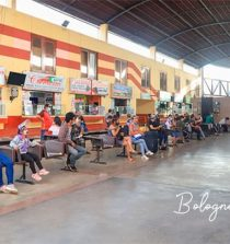 Terminal terrestre de Chimbote